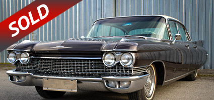 FOR SALE - Cadillac Fleetwood Sixty Special 1960 - Verkauf