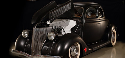 FOR SALE - Ford Coupe 1936 Hotrod - Verkauf