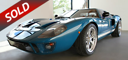 FOR SALE - Ford GT40 MK1 - GTD Replica 1977