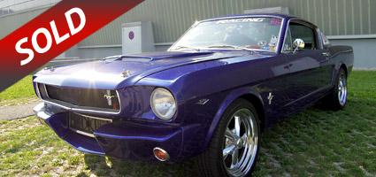 Ford Mustang Fastback 1966 for sale