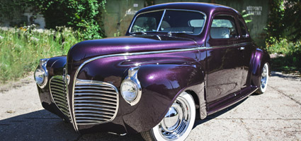 FOR SALE - Plymouth Hotrod P12 Business Deluxe Coupe, 1941 - Verkauf