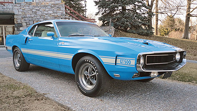 Shelby GT500 1969