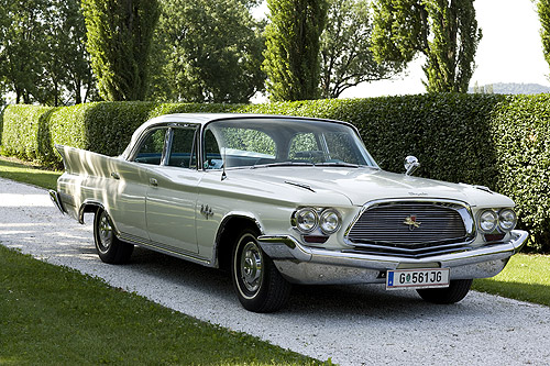 CHRYSLER NEW YORKER 1960