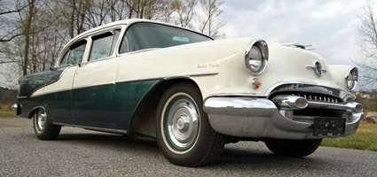 FOR SALE - Oldsmobile 98 1955 - Verkauf